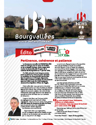 N°6 Janv. 2019 B-News Infos