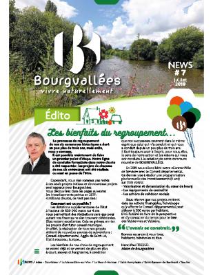 N°7 Juil. 2019 B-News Infos